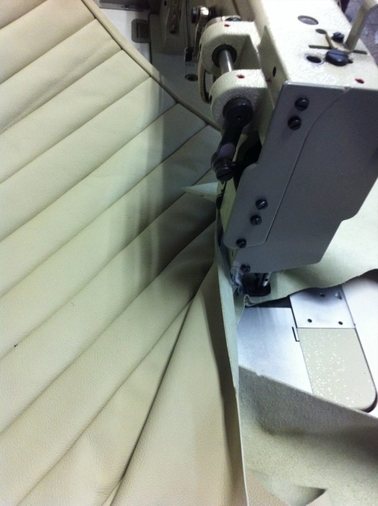 Upholstery Lancia Flavia